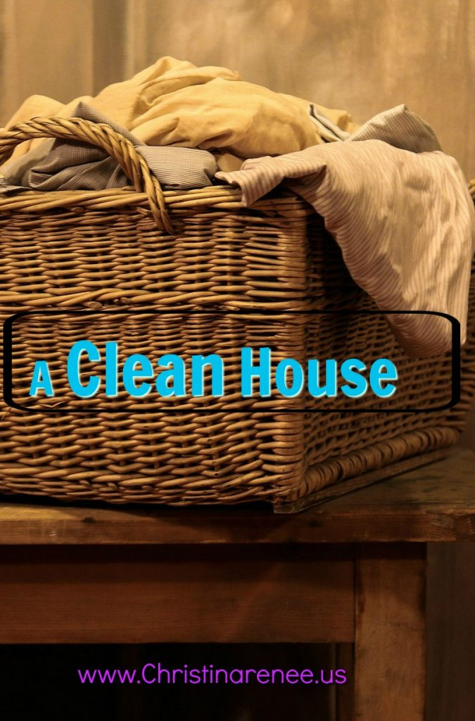a-clean-house