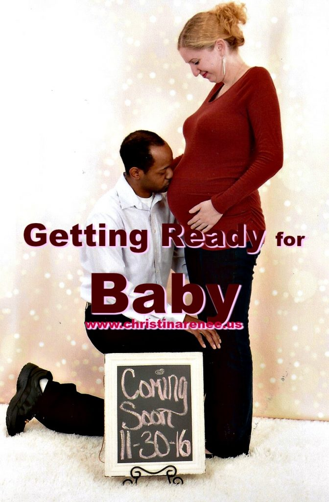 things to get ready for baby part 1