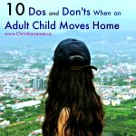 10 Dos and Don'ts When an Adult Child Moves Home
