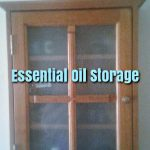 Essential Oil Storage