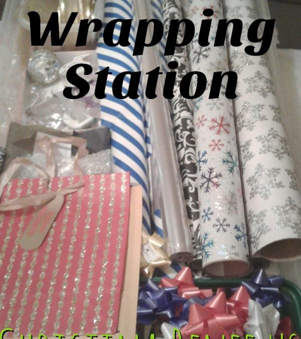 Wrapping Station