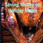 Save Money on Holiday Meals