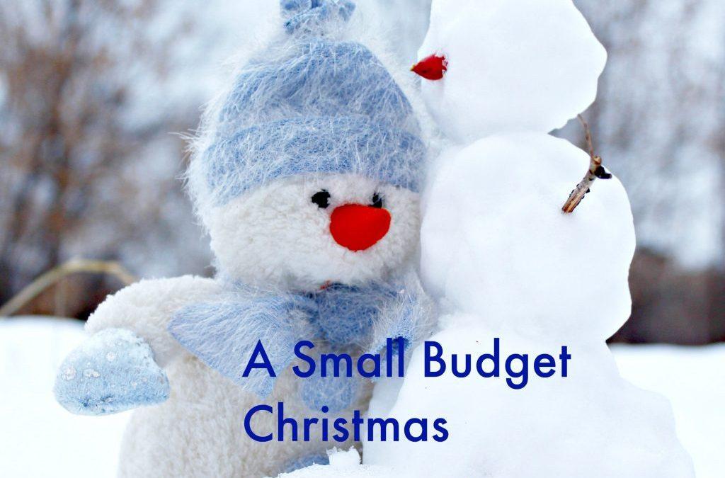 A Small Budget Christmas