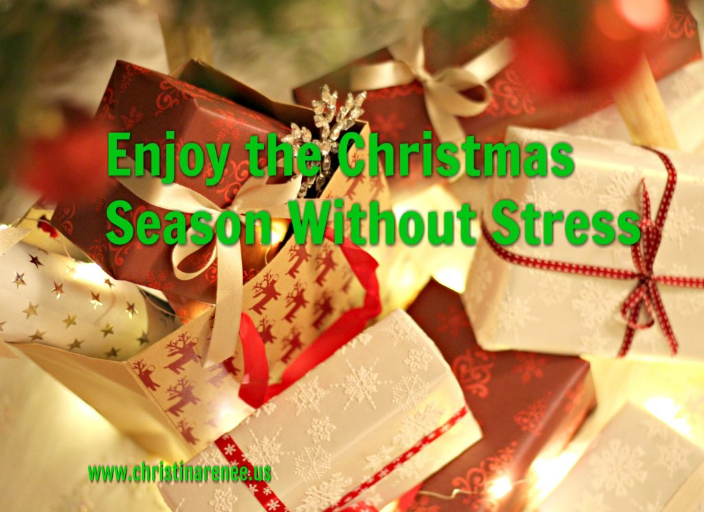 Enjoy the Christmas Season Without Stress