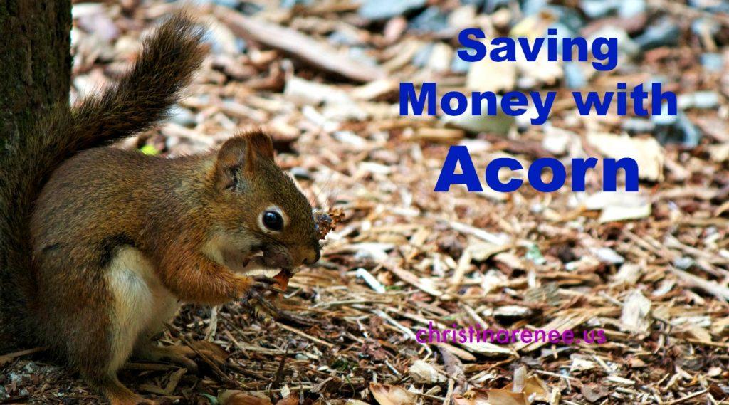 Saving Money with Acorn