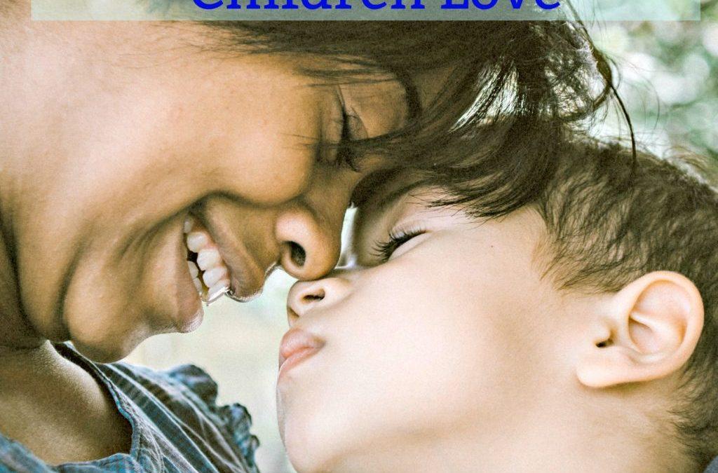 10 Ways to Show Your Children Love