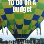Fun Things to do on a Budget