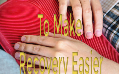 What You Can Do To Make Recovery Easier