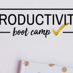 Review of Productivity Boot Camp