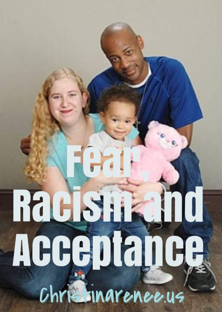 Fear Racism and Acceptance